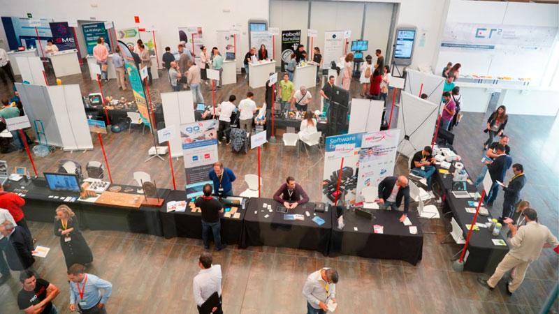 300 participantes intercambian tecnología en el Encuentro Tecnológico Transfronterizo-ET2 en Badajoz