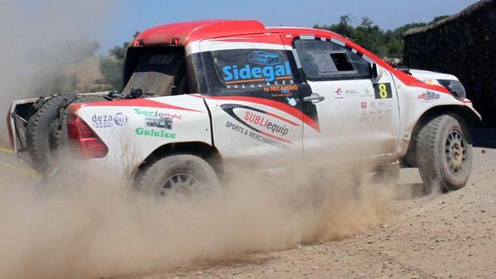 Félix Macías y José Luis Conde se hacen con la victoria en la Baja TT Dehesa de Extremadura 2019