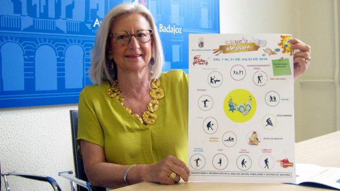 El Ayuntamiento de Badajoz pone en marcha una nueva edición de la Escuela de verano para mayores