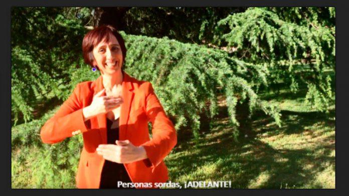 La Confederación Estatal de Personas Sordas reclama que las lenguas de signos españolas se equiparen al resto de lenguas del Estado