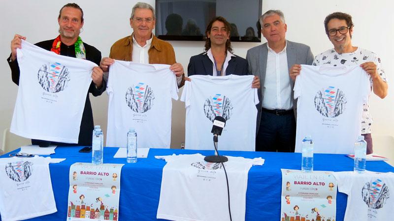 Fundación CB pone en marcha un programa de impulso para el Casco Antiguo de Badajoz