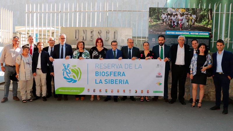La Siberia extremeña, en la provincia de Badajoz, es declarada Reserva de la Biosfera por la Unesco