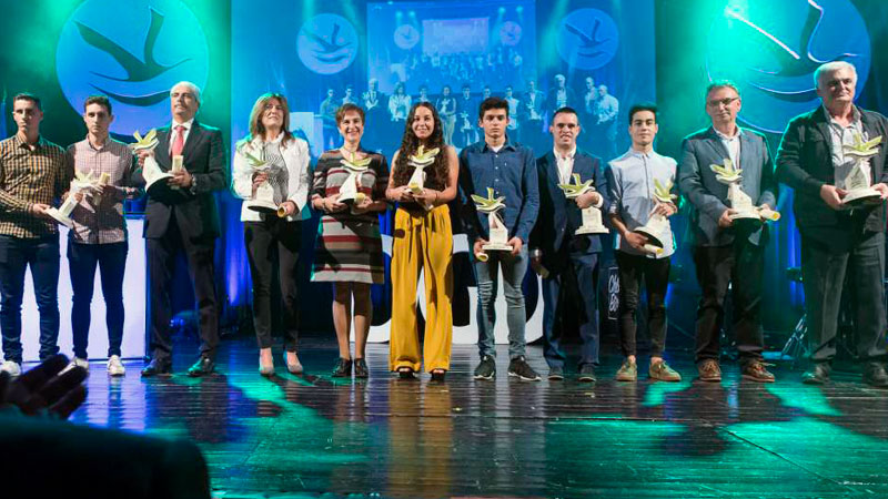 La Junta de Extremadura convoca los Premios Extremeños del Deporte en su edición 2018