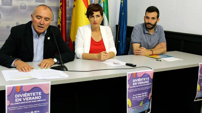 Los talleres de verano de Mérida serán plenamente inclusivos