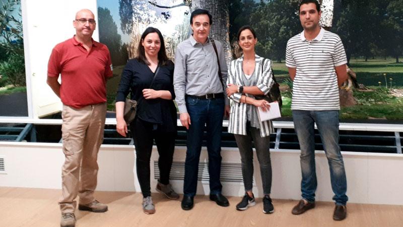 Apamex y la Junta de Extremadura impulsan la accesibilidad en Villarreal de San Carlos