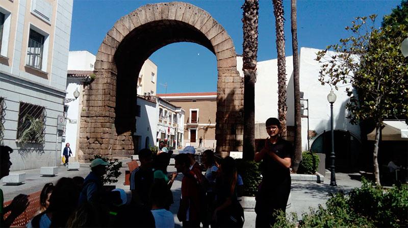 Paseo por Mérida en Joëlette