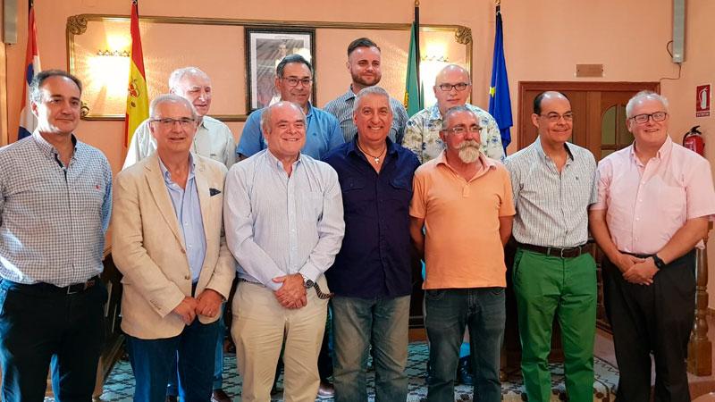 La asociación de cronistas oficiales de Extremadura elige a su nueva junta directiva