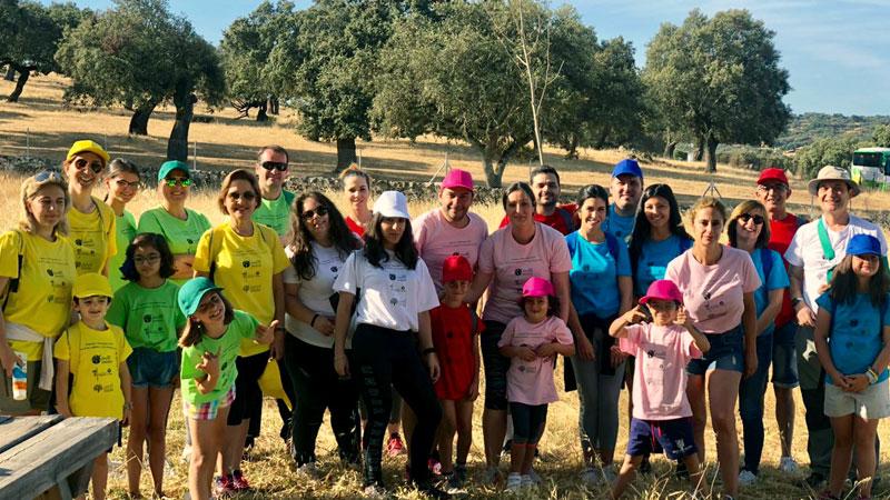 La Asociación Extremeña de la Empresa Familiar desarrolla el programa 'LíderCompete 2019' en Jerez de los Caballeros