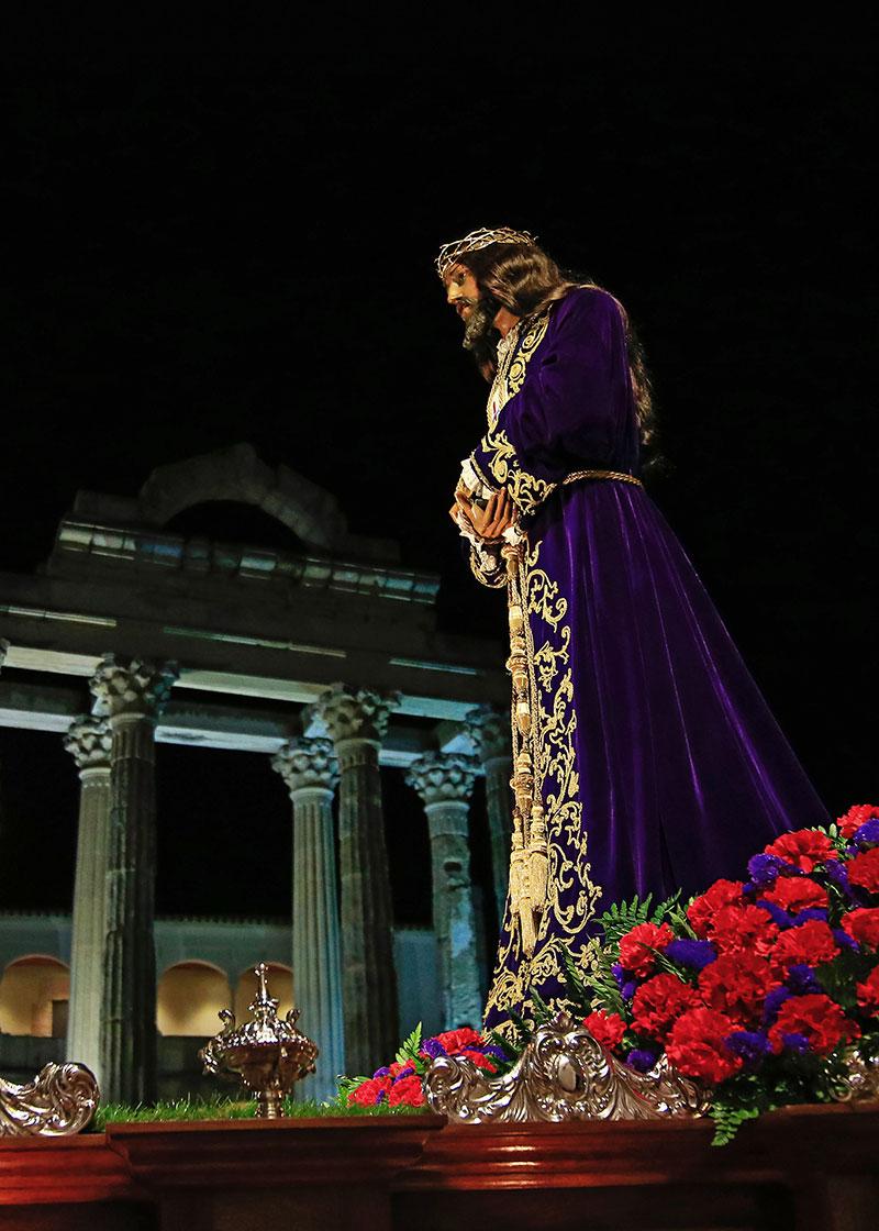 Marco Antonio Sánchez Nova gana el concurso del cartel anunciador de la Semana Santa 2020 de Mérida