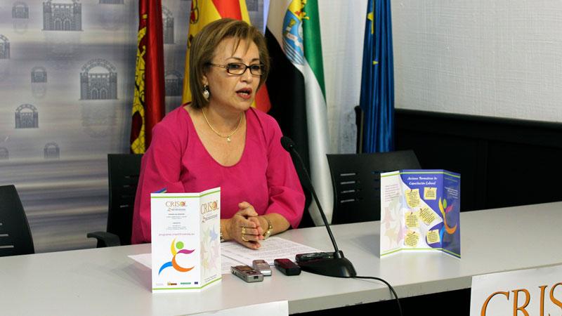 Continúa desarrollándose en Mérida el programa 'Crisol' para colectivos en riesgo de exclusión social