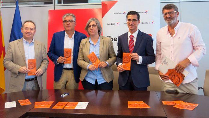 Fundación CB e Ibercaja renuevan el convenio sobre accesibilidad con la organización del Festival de Teatro de Mérida