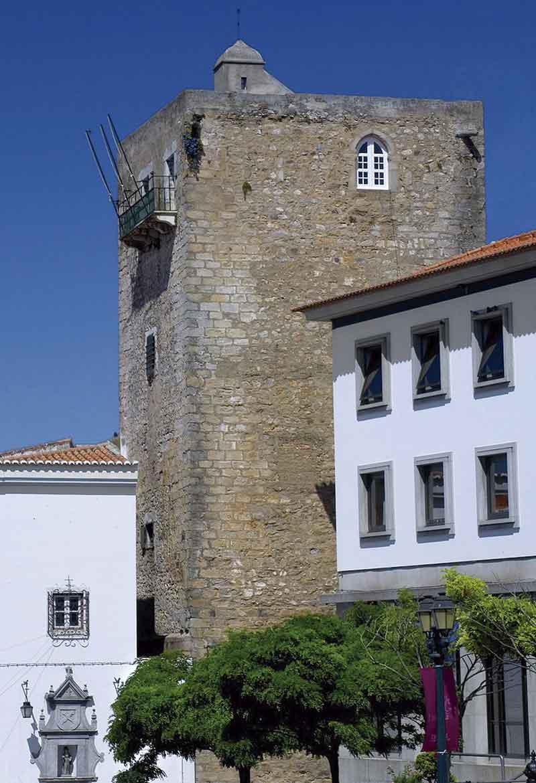 A 'Casa da Cadeia' de Elvas (1518). Grada 136. A fronteira