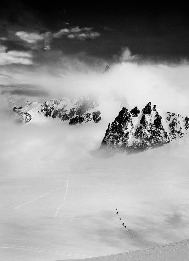 'Monte Bianco'. Grada 136. Fotografía