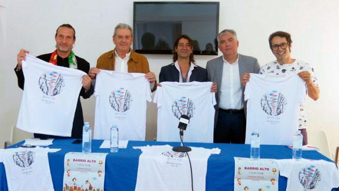 Fundación CB pone en marcha un programa de impulso para el Casco Antiguo de Badajoz. Grada 136