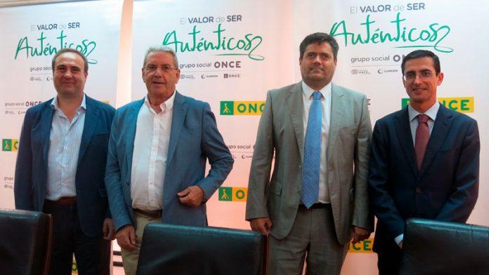 La ONCE desarrollará un nuevo campamento de verano con la colaboración de Fundación CB y Fundación Ibercaja