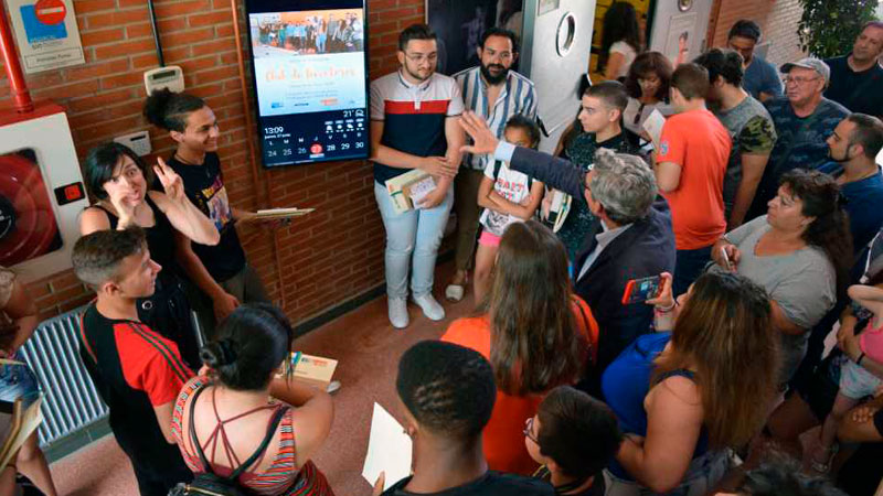 Las fundaciones Secretariado Gitano y United Way España han desarrollado el proyecto inclusivo 'Club de inventores'