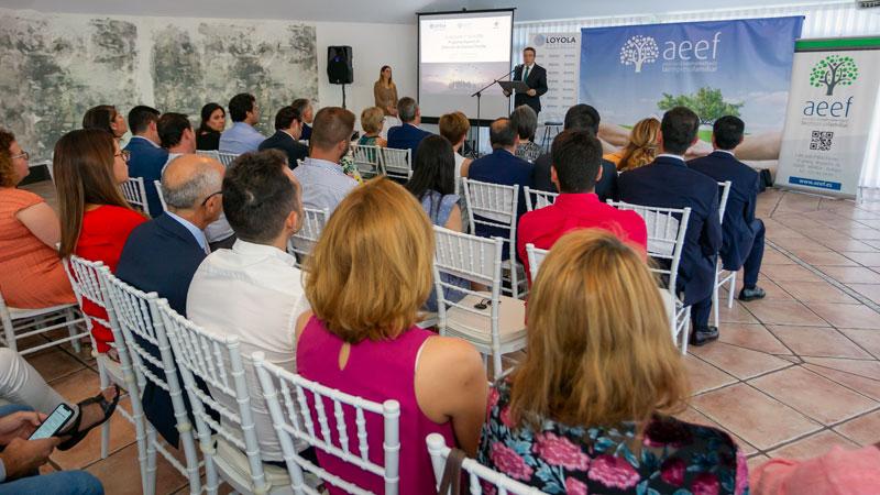 Concluye la primera edición del Programa de Experto en Dirección de Empresa Familiar de la AEEF
