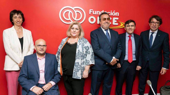 Fundación ONCE apoyó la actividad de 35 asociaciones extremeñas de personas con discapacidad en 2018