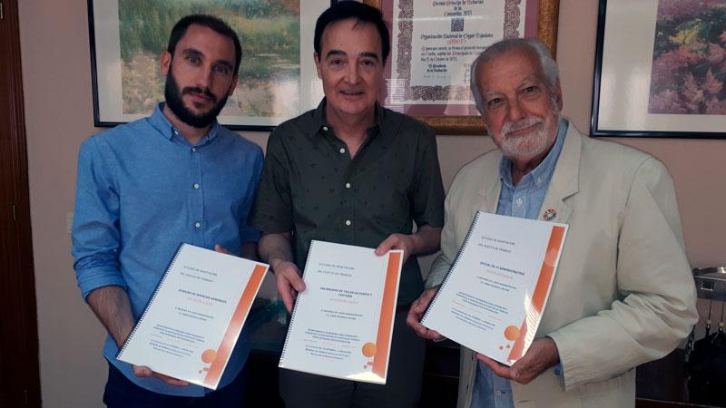 Apamex entrega tres informes sobre adaptaciones de puestos de trabajo a Placeat