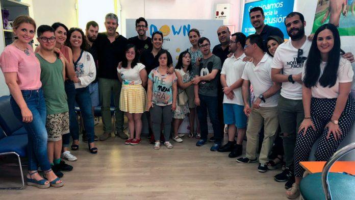Concluye una nueva edición del programa de formación 'Uno a uno: Empléate' de Fundación ONCE, con Down Mérida