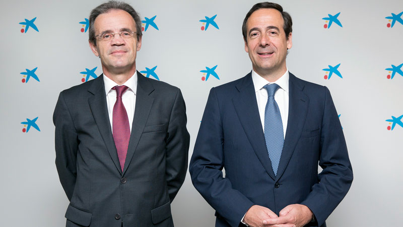 La revista Euromoney considera a CaixaBank el mejor banco en España
