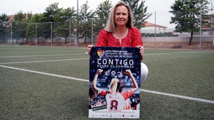 El Santa Teresa Badajoz presenta su campaña de abonados