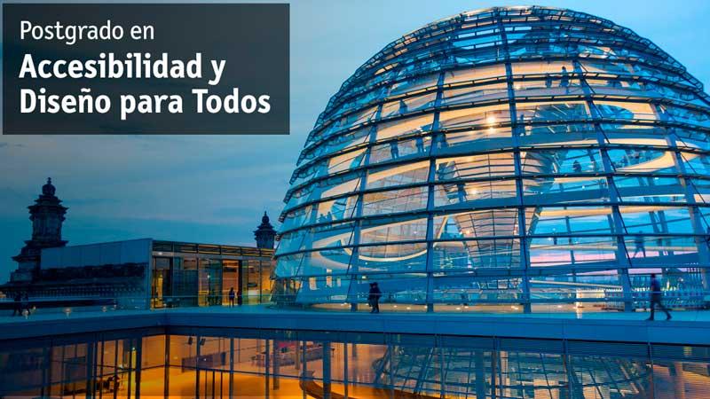 Enrique Rovira-Beleta dirige una nueva edición del postgrado en Accesibilidad y diseño para todos de la UIC Barcelona