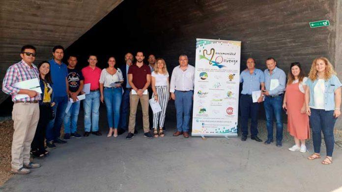 Óscar Díaz Hernández continuará al frente de la Mancomunidad integral de la comarca de Olivenza