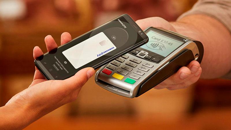 Ibercaja incorpora el servicio de pago móvil Samsung Pay