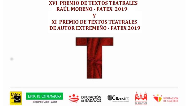 La Federación de Asociaciones de Teatro de Extremadura convoca su premio de textos teatrales