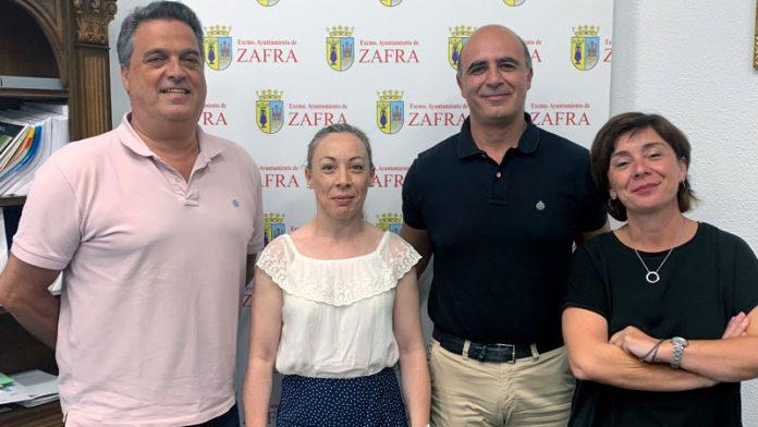 La Secretaría del premio 'Dulce Chacón' de Zafra renueva a sus integrantes