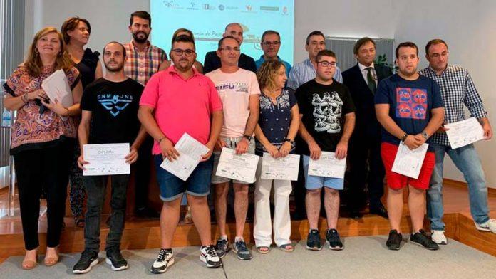 La Diputación de Cáceres clausura una nueva Escuela de Pastores, en la que se han formado 223 personas
