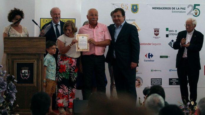 Plasencia y Mérida celebran el Día nacional de los abuelos