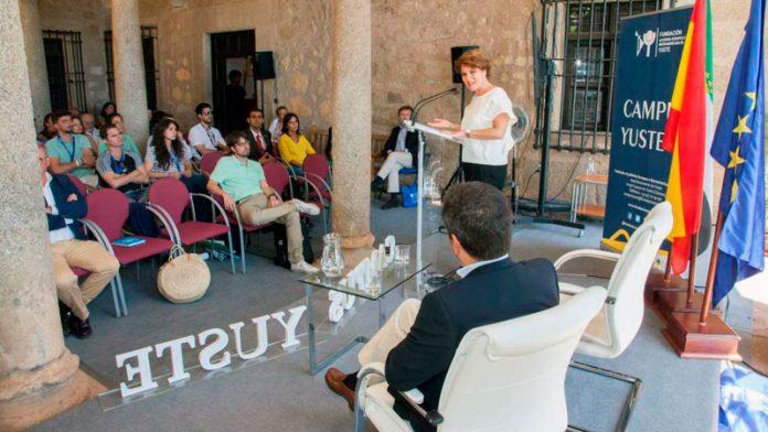 Campus Yuste se clausura con la participación de alumnos procedentes de 19 países