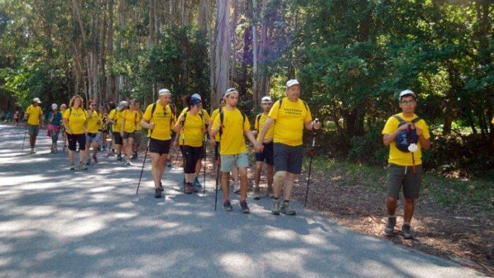 Fundación Prosegur y Fundación Deporte y Desafío impulsan un Camino de Santiago inclusivo