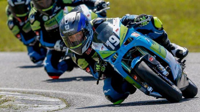 El piloto extremeño Adrián Fariña participará en el mundial de Superbikes