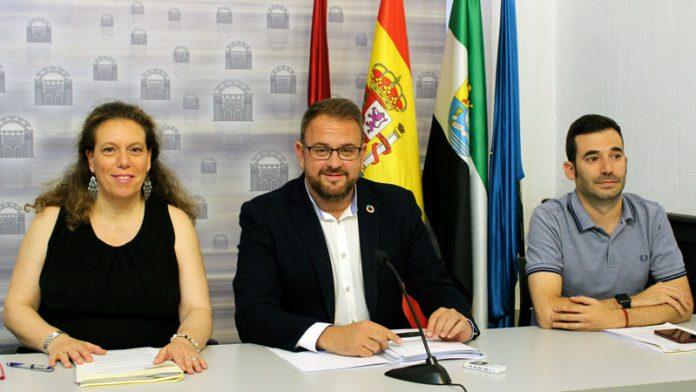 El Ayuntamiento de Mérida invertirá más de 450.000 euros en la mejora de instalaciones deportivas