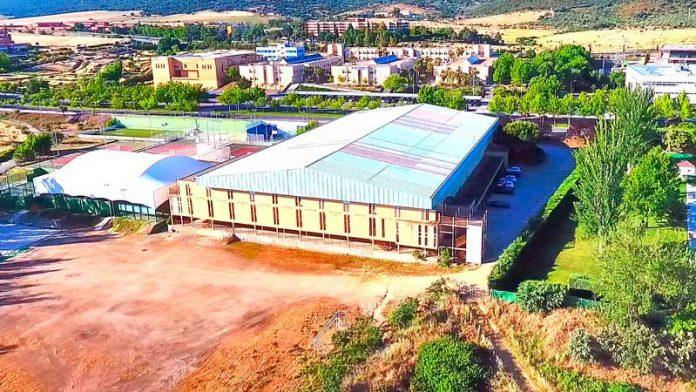 La Universidad de Extremadura presenta su oferta deportiva para el nuevo curso académico en Cáceres