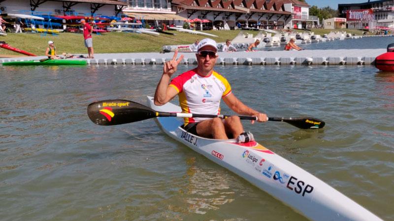 Juan Antonio Valle competirá en los Juegos Paralímpicos de Tokio