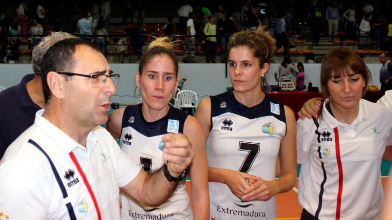 El Extremadura Arroyo disputará la próxima temporada en el Grupo A de la Superliga 2 de voleibol femenino