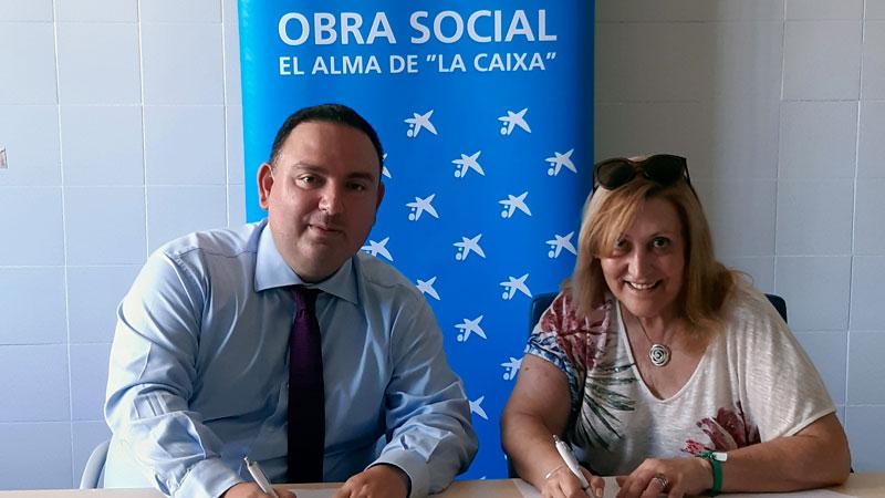 La Caixa destina más de 40.000 euros a asociaciones del tercer sector en Badajoz