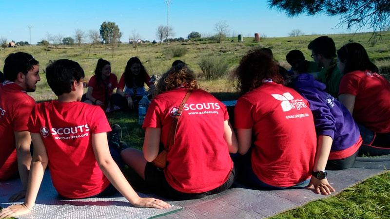 ASDE-Scouts de Extremadura organiza diversas jornadas de puertas abiertas