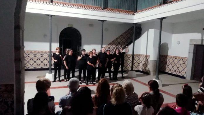 Cabeza del Buey acoge un taller de teatro inclusivo