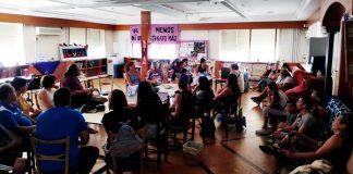 Arte público y acción social en Mérida. Grada 137. Arte