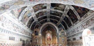 La ermita de la Virgen del Ara. El secreto mejor guardado del Sur. Grada 137. Turismo