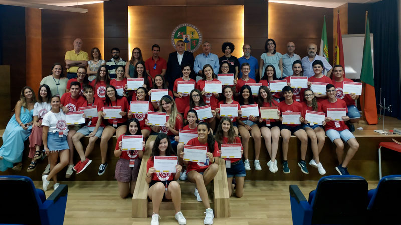 Terminan los Campus Científicos de Verano 2019. Grada 137. Universidad de Extremadura