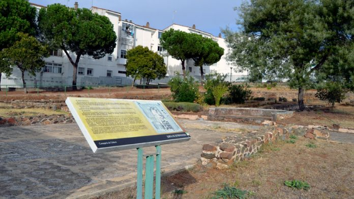 El patrimonio arqueológico protagoniza el V Campamento turístico cultural de Jerez de los Caballeros