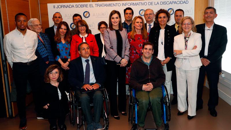 Madrid acoge la III Jornada de tratamiento informativo de la discapacidad