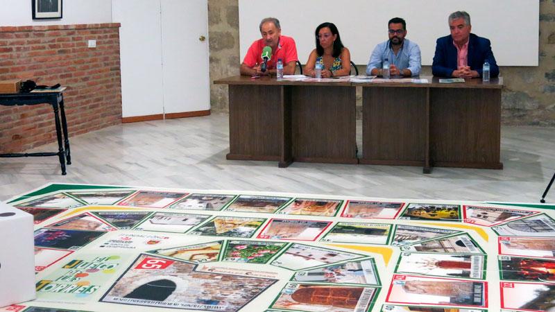 Fundación CB presenta 'El juego de las torres' del Museo Etnográfico de Olivenza
