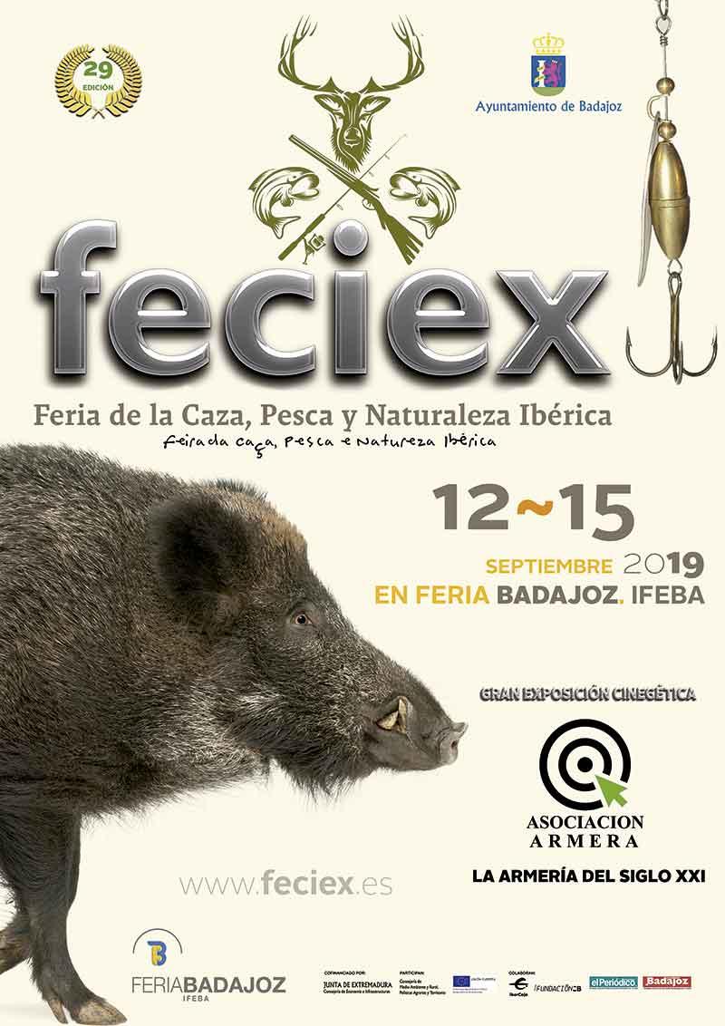 La institución ferial de Badajoz acogerá una nueva edición de Feciex del 12 al 15 de septiembre